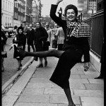 Rosalind Russell in London