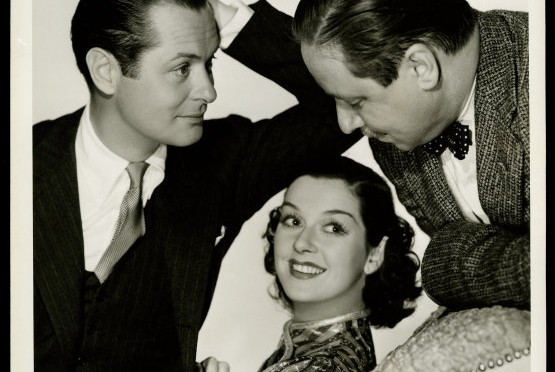 robert montgomery rosalind russell robert benchley live love and learn