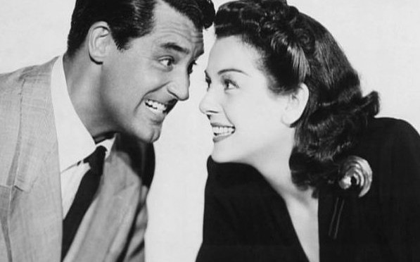 cary grant rosalind russell his girl friday